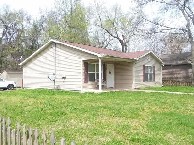 Rutherford County Single Family Home For Sale: 420 South University