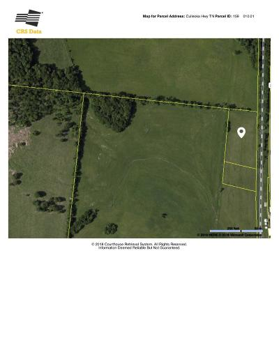 Residential Lots & Land Under Contract - Showing: Culleoka Hwy