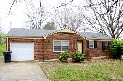 Maury County Single Family Home Active - Showing: 301 W Hardin Dr