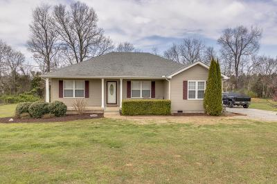 Marshall County Single Family Home Under Contract - Showing: 4495 Dean Rd