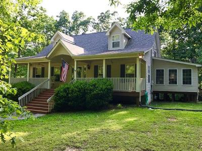 Kingston Springs Single Family Home Under Contract - Showing: 936 Mount Pleasant Rd