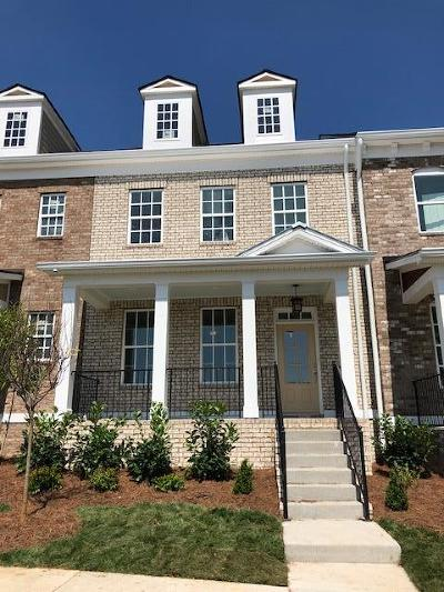 Nolensville Condo/Townhouse Under Contract - Not Showing: 1936 Grace Point Lane