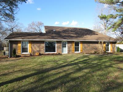 Mount Juliet Single Family Home For Sale: 10945 Central Pike