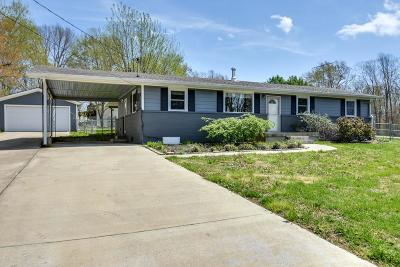 White Bluff Single Family Home Under Contract - Showing: 918 Jordan Cir
