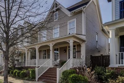 Franklin Single Family Home For Sale: 213 Acadia Ave