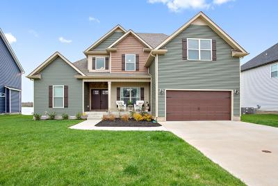 Beech Grove Single Family Home Under Contract - Showing: 1080 Michaela Circle