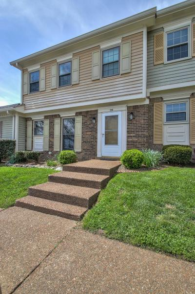 Brentwood Condo/Townhouse Under Contract - Not Showing: 115 Brentwood Pt