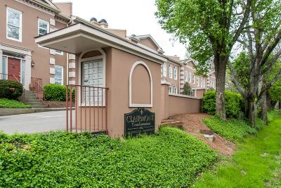 Nashville Condo/Townhouse Under Contract - Not Showing: 3037 Woodlawn Dr