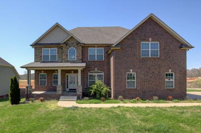 Clarksville Single Family Home Active - Showing: 3192 Timberdale Dr