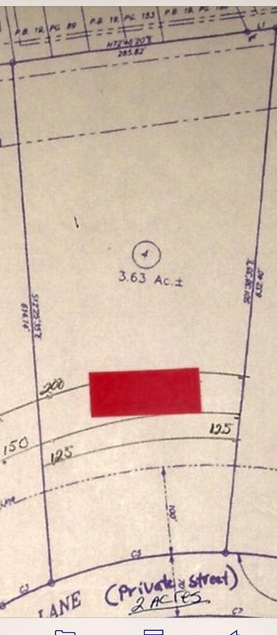 Murfreesboro Residential Lots & Land For Sale: 1729 Twelve Oaks Ln