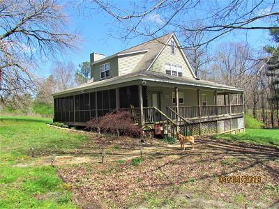 Sewanee Single Family Home Under Contract - Showing: 375 Caldwell Road