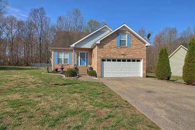 Robertson County Single Family Home Under Contract - Showing: 2032 Skyline Dr