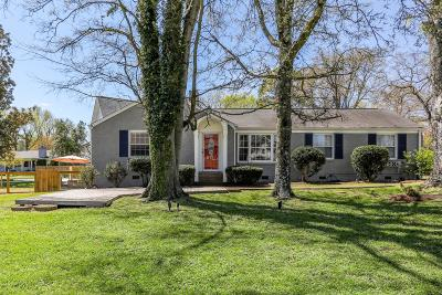 Single Family Home Under Contract - Showing: 906 Albert Ct