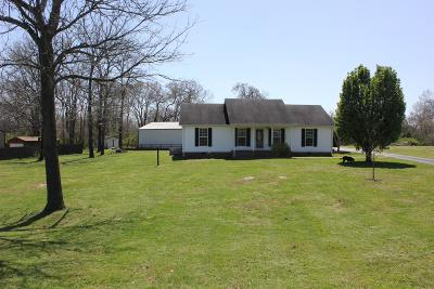 Marshall County Single Family Home Under Contract - Showing: 1825 Twin Caves Dr