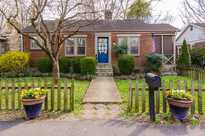 Franklin Single Family Home Under Contract - Showing: 106 Battlefield Dr