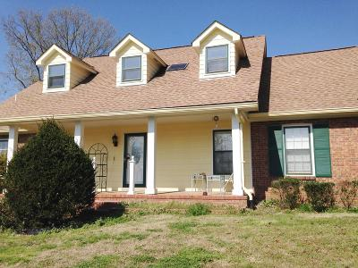 Franklin Single Family Home For Sale: 2047 Maple Lane