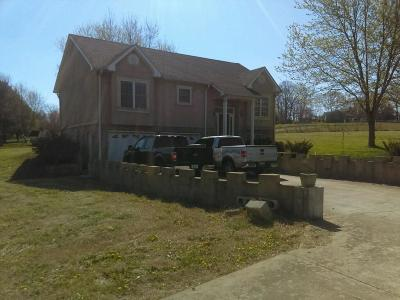 Robertson County Single Family Home For Sale: 2136 Nikki Dr