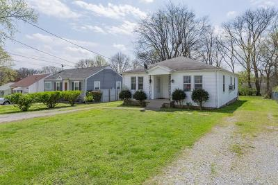 Nashville Multi Family Home Under Contract - Not Showing: 77 Elberta St