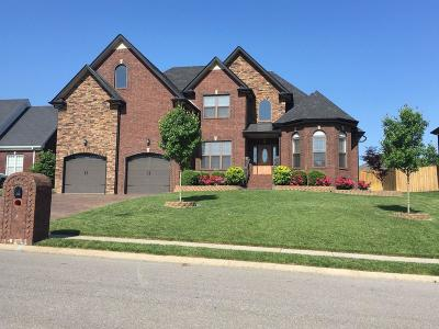 Clarksville Single Family Home For Sale: 156 Covey Rise Cir