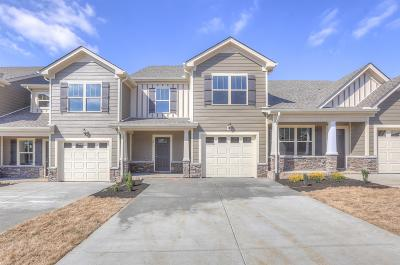 Maury County Condo/Townhouse Under Contract - Not Showing: 1004 Muna Court Lot 105