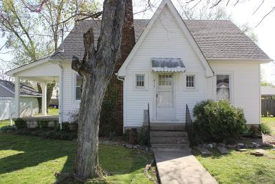 Lewisburg Single Family Home For Sale: 217 W End Ave S