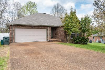 Davidson County Single Family Home Under Contract - Showing: 705 Norwalk Ct
