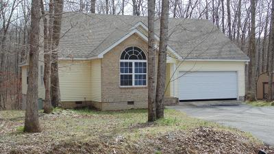 Single Family Home For Sale: 1332 Laurel Lake Dr