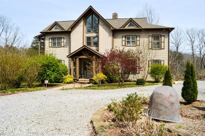 Single Family Home For Sale: 540 Monteagle Falls Rd
