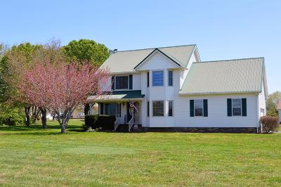 Marshall County Single Family Home For Sale: 4301 Smiley Rd