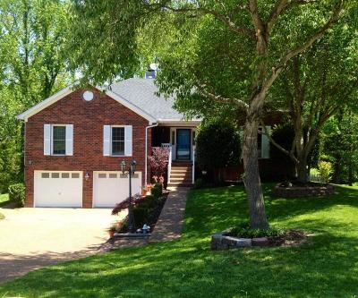 Hermitage Single Family Home For Sale: 304 Oakcrest Ct