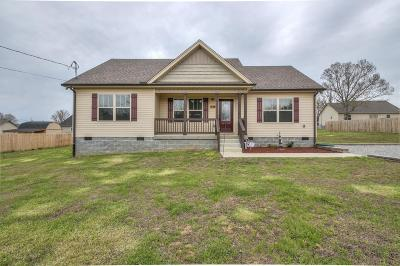 Marshall County Single Family Home Under Contract - Not Showing: 1056 Finley Beech Rd