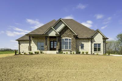 Eagleville Single Family Home For Sale: 2140 Allisona Rd