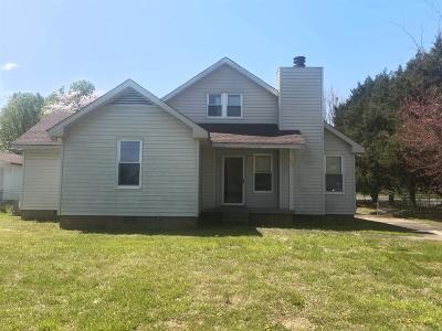 Clarksville Single Family Home For Sale: 300 Buckingham Pl