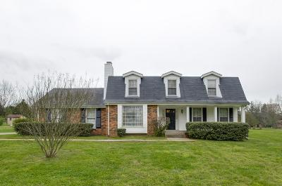 Davidson County Single Family Home Under Contract - Not Showing: 1410 Bellavista Blvd