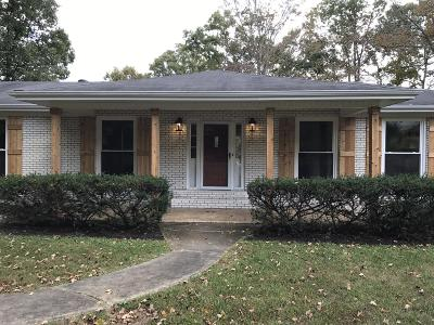 Dickson Single Family Home For Sale: 200 Bellwood Circle