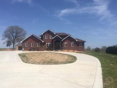 Clarksville Single Family Home For Sale: 3203 Seven Mile Ferry Rd