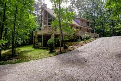 Monteagle TN Single Family Home For Sale: $599,000