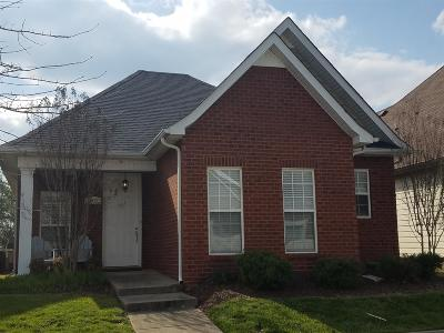 Single Family Home Under Contract - Showing: 1507 Stokesly Dr