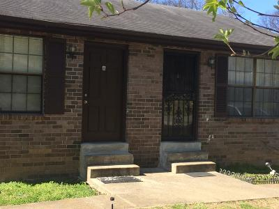 Hermitage Multi Family Home For Sale: 812 Heritage Trl