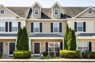 Murfreesboro Condo/Townhouse Under Contract - Showing: 284 Meigs Dr