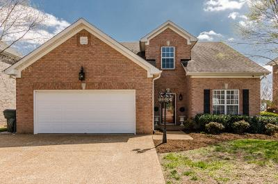 Hendersonville Single Family Home Under Contract - Showing: 109 Brant Ln