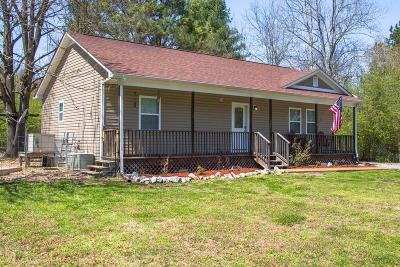 Ashland City Single Family Home For Sale: 1210 Pond Creek Rd