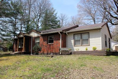Dickson Single Family Home Under Contract - Showing: 102 Robin Rd