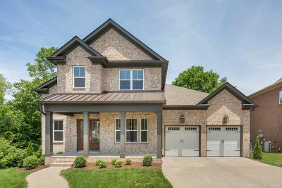 Franklin Single Family Home For Sale: 151 Bertrand Drive, Lot 53