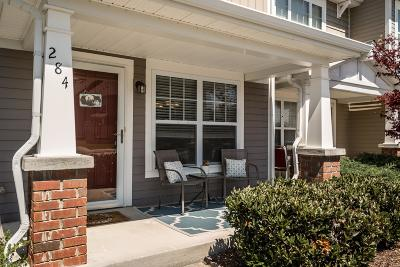 Mount Juliet Condo/Townhouse For Sale: 284 Killian Way