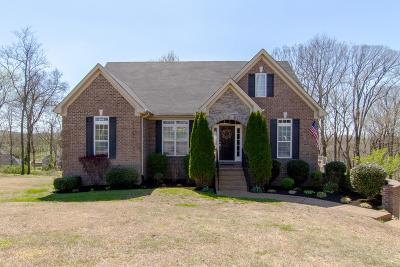 Nolensville Single Family Home Under Contract - Showing: 213 Kiley Ct