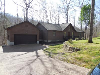 Kingston Springs Single Family Home Under Contract - Showing: 1235 Campbell Ridge Rd