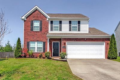 Hendersonville Single Family Home Under Contract - Showing: 136 Alred Cir