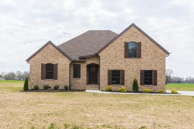 Robertson County Single Family Home Under Contract - Showing: 5357 Reeder School Road