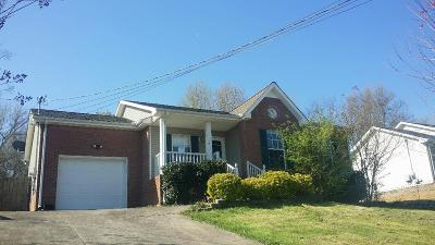 Clarksville Single Family Home Under Contract - Showing: 130 Whitehall Dr